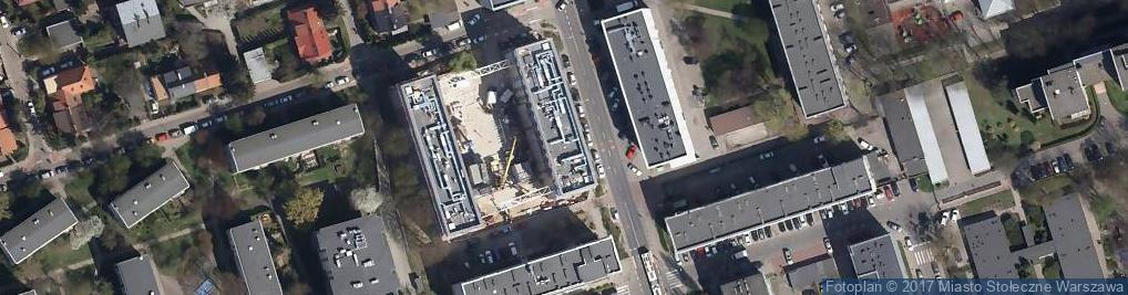 Zdjęcie satelitarne SMOK