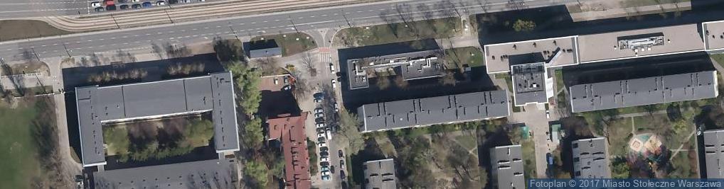Zdjęcie satelitarne Spożywczy, Przemysłowy - Sklep
