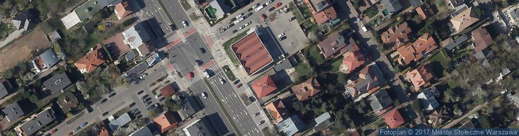 Zdjęcie satelitarne Supermarket 'Frac'