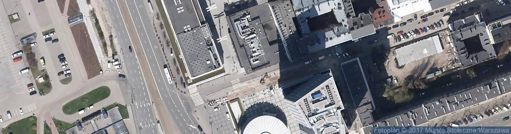 Zdjęcie satelitarne Starbucks - Kawiarnia