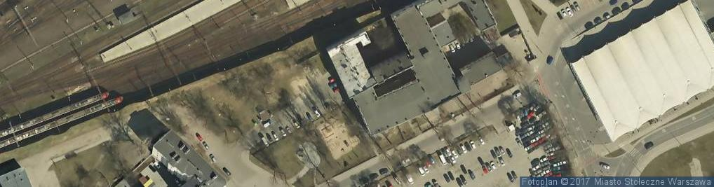 Zdjęcie satelitarne Straż Miejska VII Oddział Terenowy