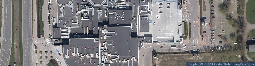 Zdjęcie satelitarne Subway - Restauracja