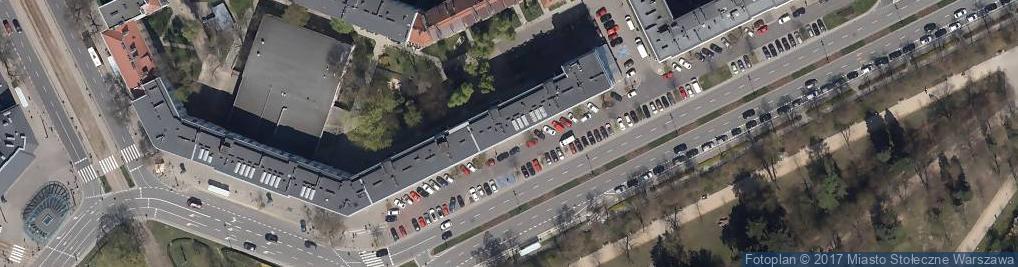 Zdjęcie satelitarne Bar 'Todo Sushi'