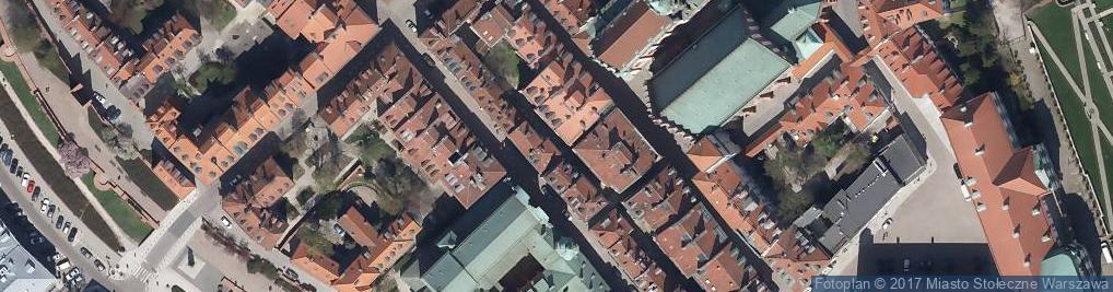 Zdjęcie satelitarne Kobe Sushi