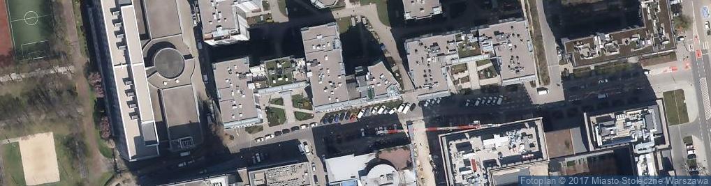 Zdjęcie satelitarne Restauracja 'Sushi Ronin'