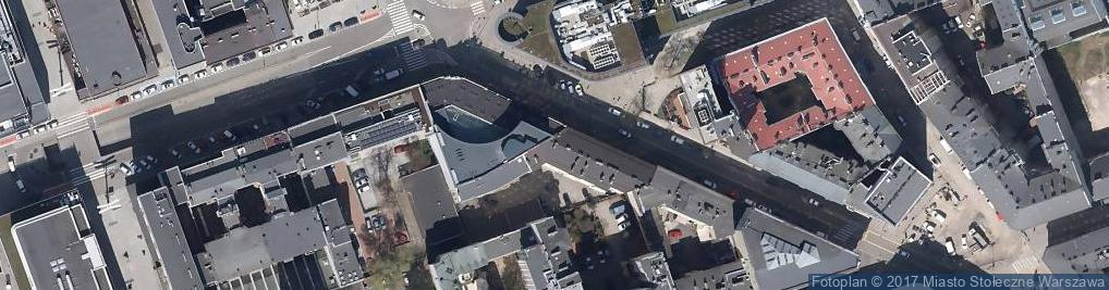 Zdjęcie satelitarne Ryżowe Pole