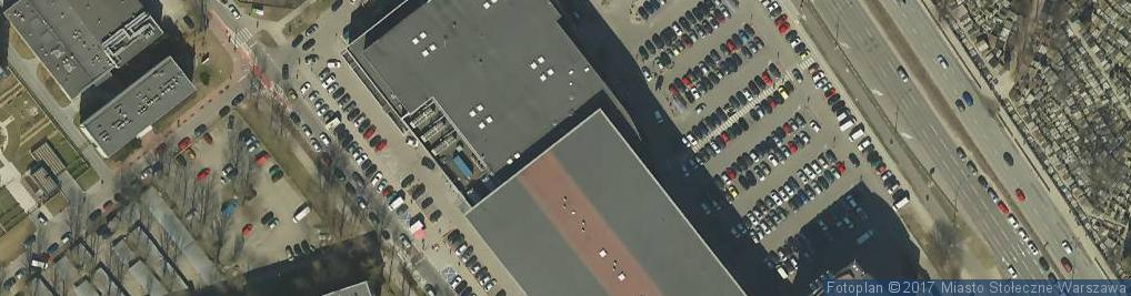 Zdjęcie satelitarne Swiss - Sklep