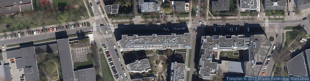 Zdjęcie satelitarne Bliss.Cool Language Centre