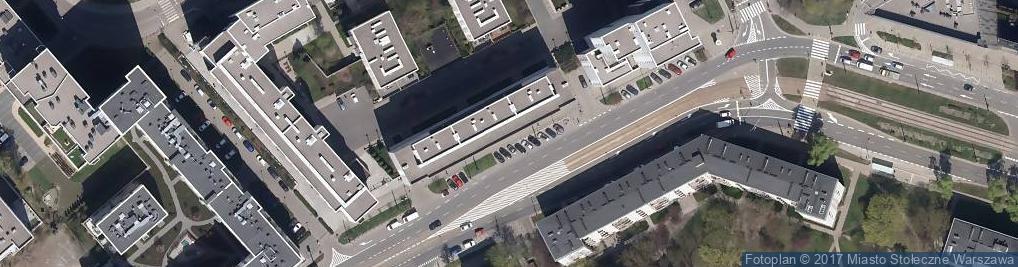 Zdjęcie satelitarne GR8 School S. C.