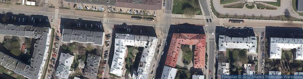 Zdjęcie satelitarne LINGWISTA