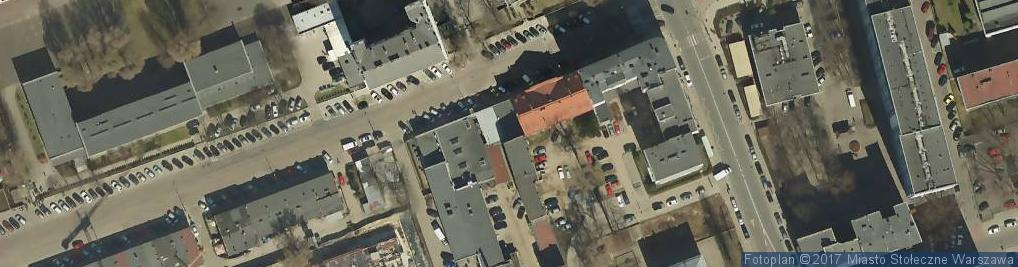 Zdjęcie satelitarne Empriz Training