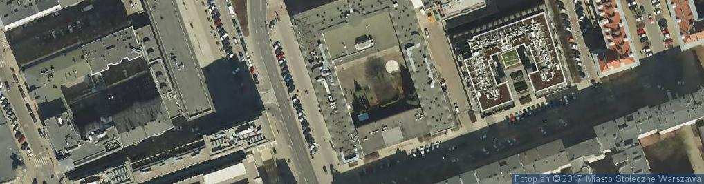 Zdjęcie satelitarne Instytut Międzynarodowych Finansów I Bankowości