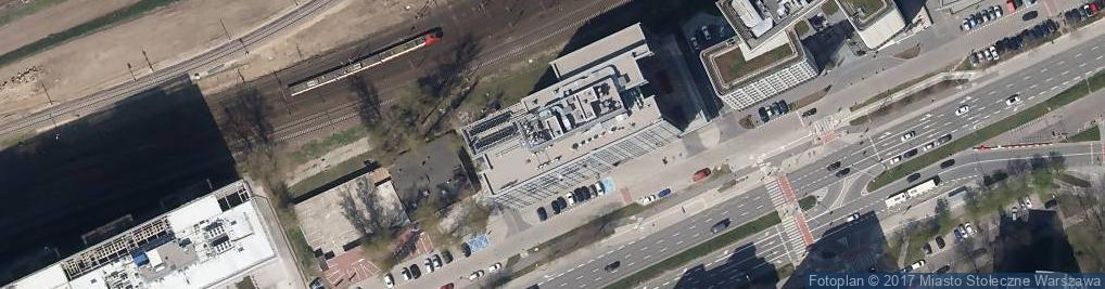 Zdjęcie satelitarne Krajowa Izba Księgowych