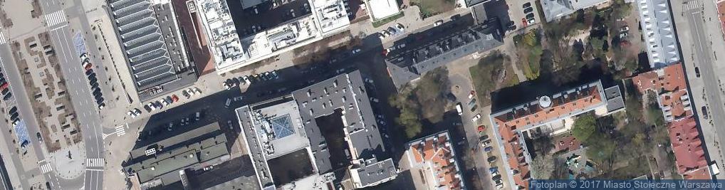 Zdjęcie satelitarne Niepubliczna Placówka Kształcenia Ustawicznego Bezpieczne Mazowsze