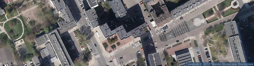 Zdjęcie satelitarne Niepubliczny Ośrodek Doskonalenia Nauczycieli 'Top Wiedza'