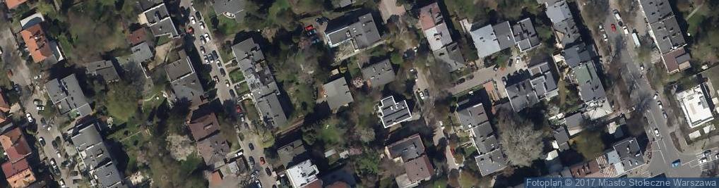 Zdjęcie satelitarne Szkoła Lms