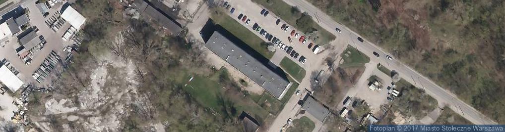 Zdjęcie satelitarne Nasza Szkoła - Niepublicza