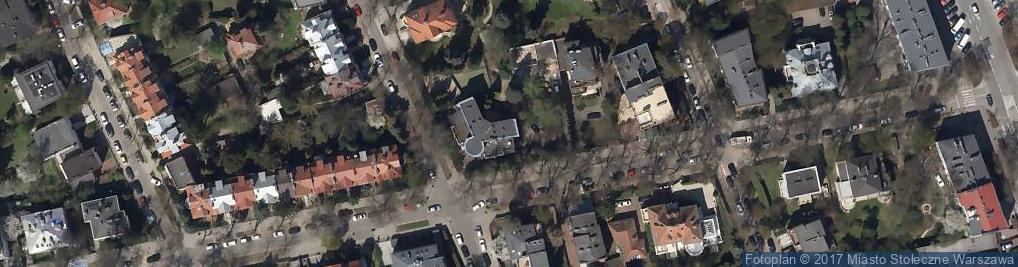 Zdjęcie satelitarne Niepubliczna Szkoła Podstawowa 'Trampoline'