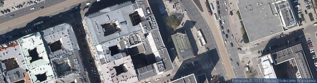Zdjęcie satelitarne Policealne Studium Medycyny Sportu