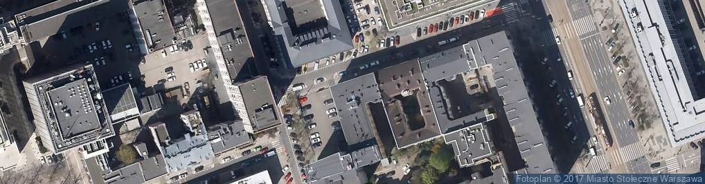 Zdjęcie satelitarne Szkoła Medyczna Gowork.pl