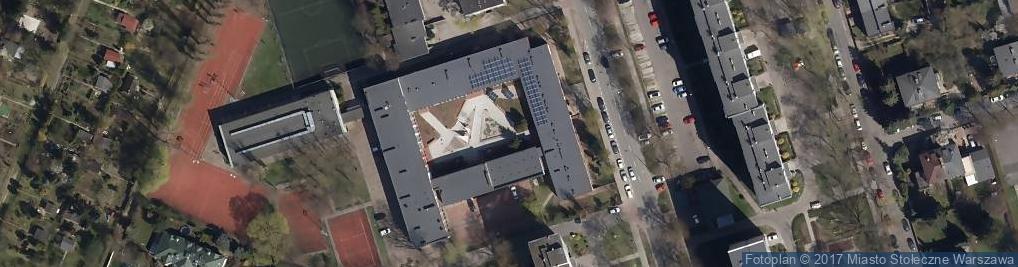 Zdjęcie satelitarne Szkoła Policealna Nr 48 Dla Dorosłych