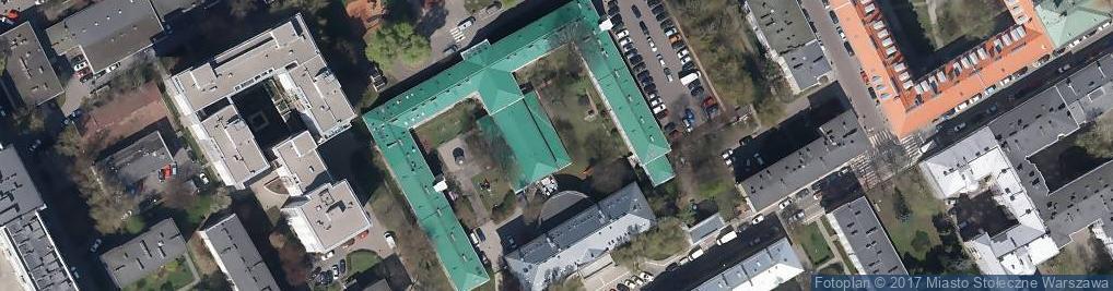 Zdjęcie satelitarne Szkoła Specjalna Przysposabiająca Do Pracy Nr 5