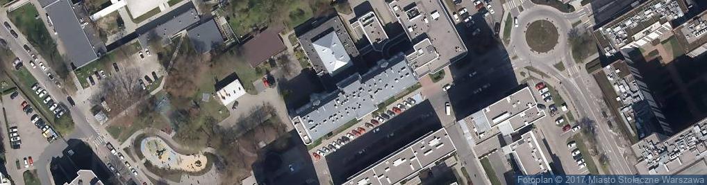 Zdjęcie satelitarne Szkoła rodzenia Beaty Szol
