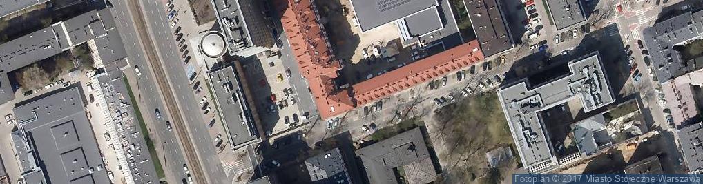 Zdjęcie satelitarne Zespół Szkół Samochodowych Nr 1