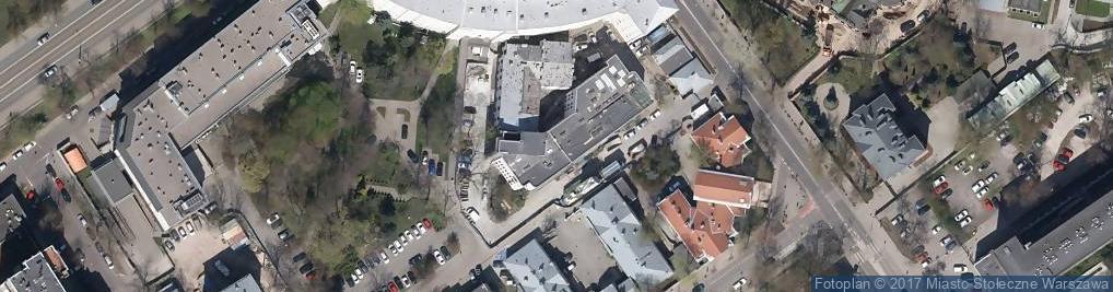 Zdjęcie satelitarne Szpital, Samodzielny Publiczny Kliniczny Szpital Okulistyczny