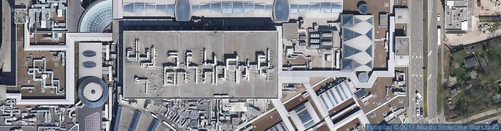 Zdjęcie satelitarne T-Mobile - Hotspot