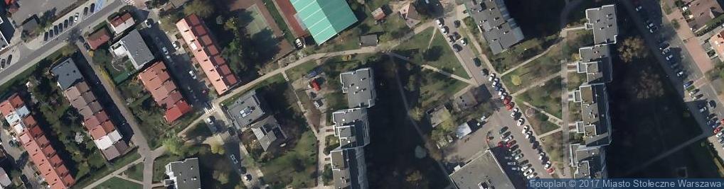 Zdjęcie satelitarne UMTS T-Mobile