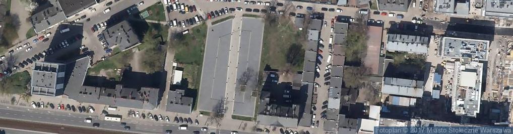 Zdjęcie satelitarne Rogatka