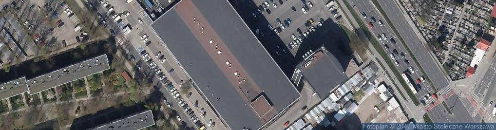 Zdjęcie satelitarne Tatuum - Sklep odzieżowy