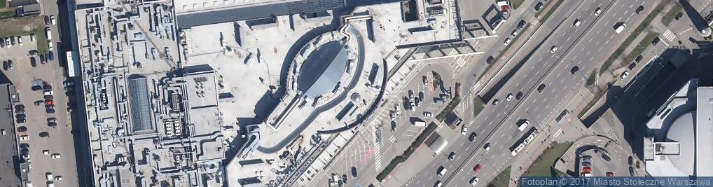 Zdjęcie satelitarne Tchibo - Sklep