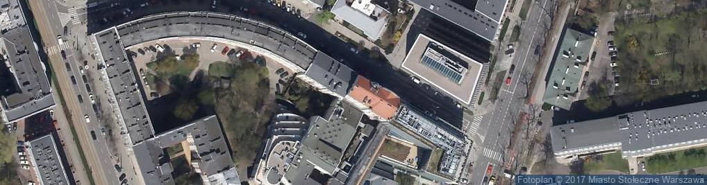 Zdjęcie satelitarne Syrena