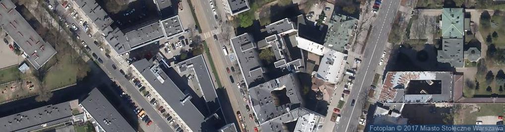 Zdjęcie satelitarne Teatr Rozmaitości
