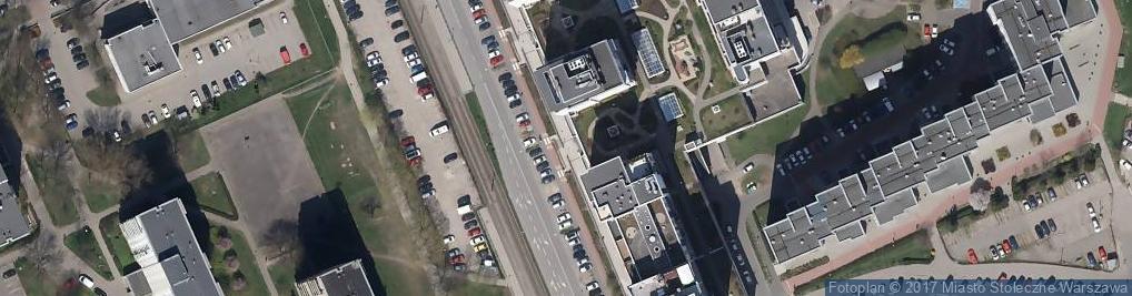 Zdjęcie satelitarne Teletorium - Sklep