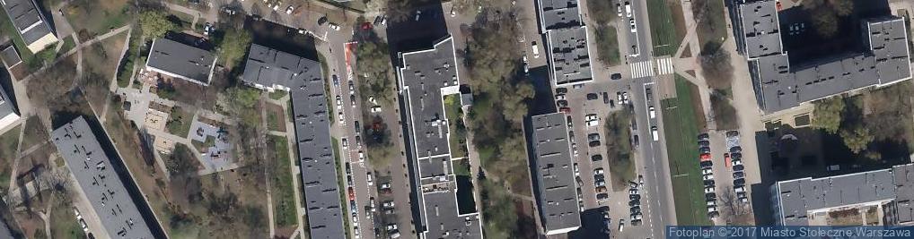 Zdjęcie satelitarne Eurotrad