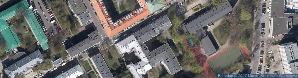 Zdjęcie satelitarne Tłumacz Przysięgły J. Angielskiego i Rosyjskiego