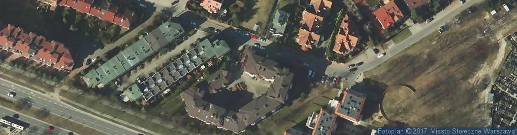Zdjęcie satelitarne Pro Futuro