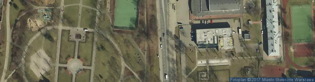 Zdjęcie satelitarne Toi Toi