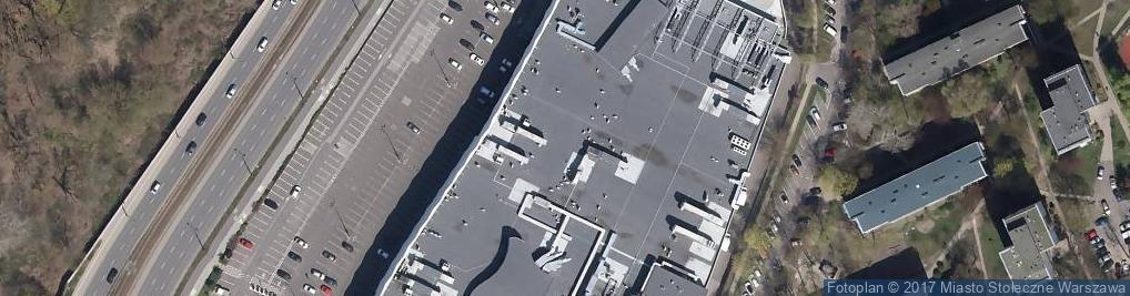 Zdjęcie satelitarne Tous - Jubiler
