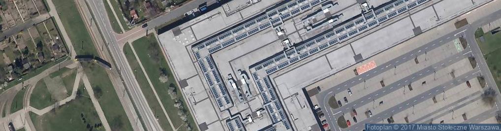 Zdjęcie satelitarne Triumph - Sklep bieliźniany