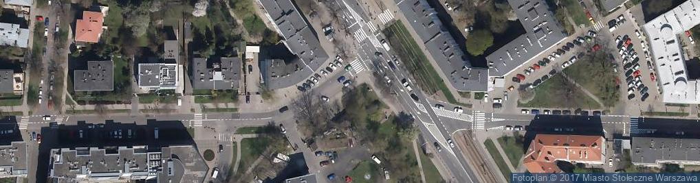 Zdjęcie satelitarne Ujęcie wody, Źródło