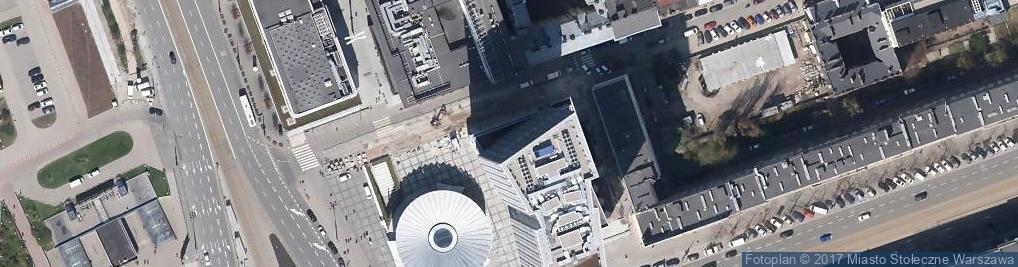 Zdjęcie satelitarne Niezwykła Szkoła Jazdy