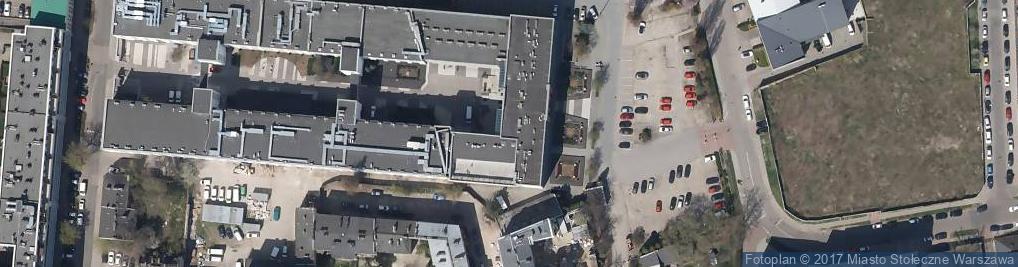 Zdjęcie satelitarne Uniwersytet, Szkoła Wyższa, Szkoła Wyższa Psychologii Społeczne