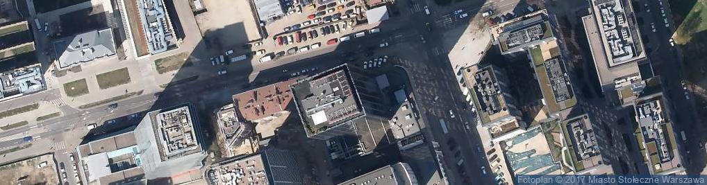 Zdjęcie satelitarne Agencja Rezerw Materiałowych