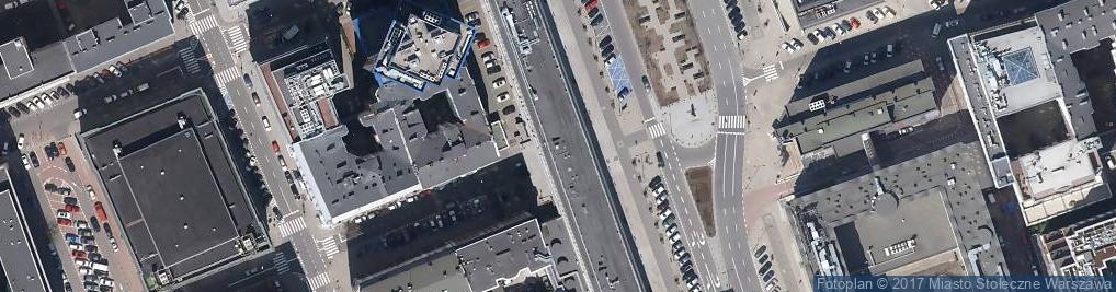 Zdjęcie satelitarne Komisja Nadzoru Finansowego