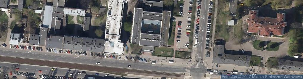 Zdjęcie satelitarne Urząd Stanu Cywilnego