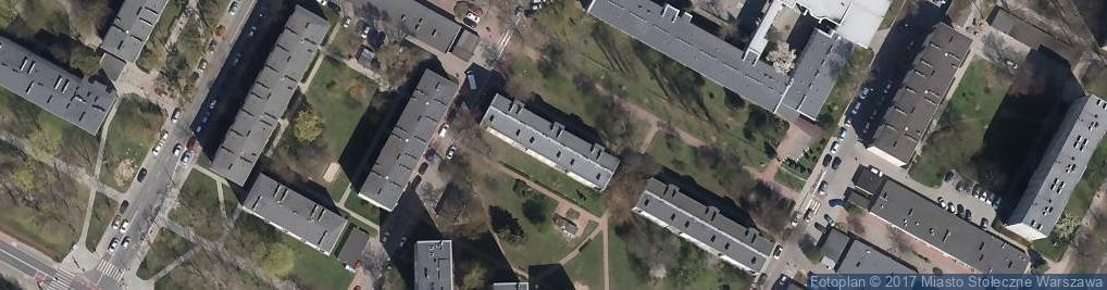 Zdjęcie satelitarne Usługi pielęgniarskie, wymiana cewnika, ktoplówki, zastrzyki, odtrucie alkoholowe Warszawa 24h
